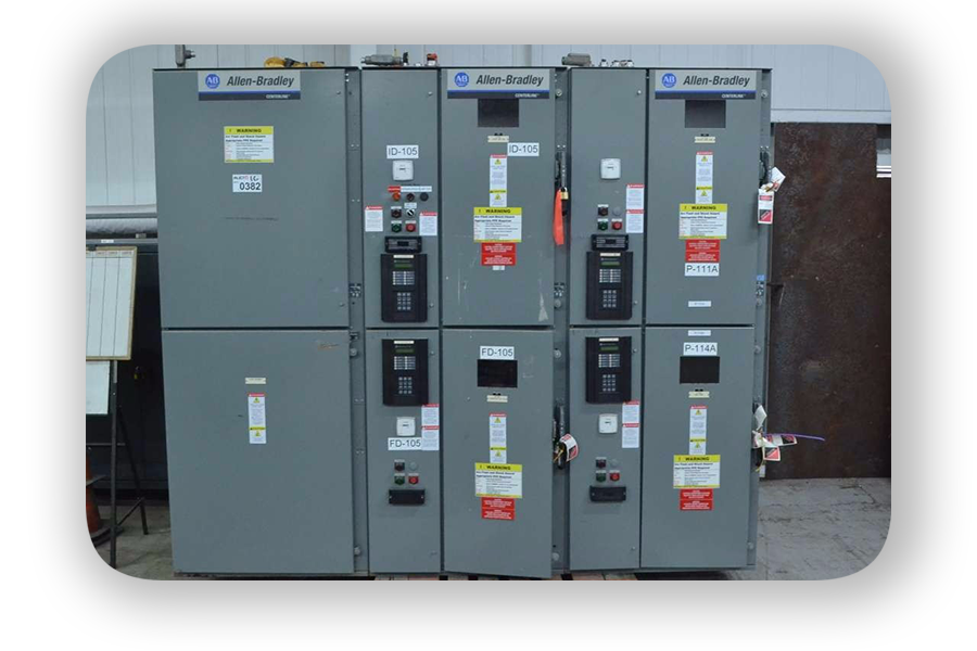 Voltage Contactor Switchgear