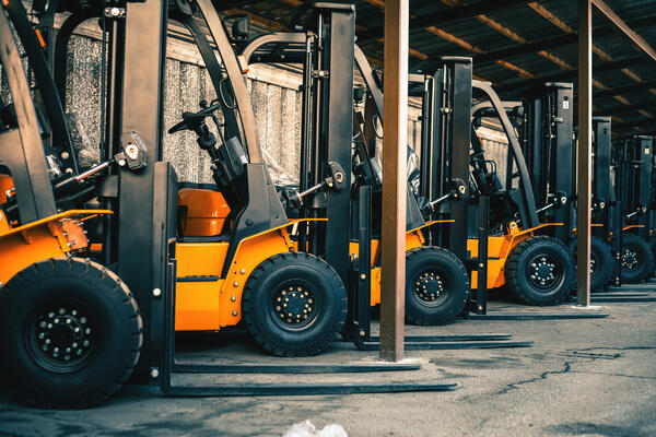Sell Used Forklifts Online