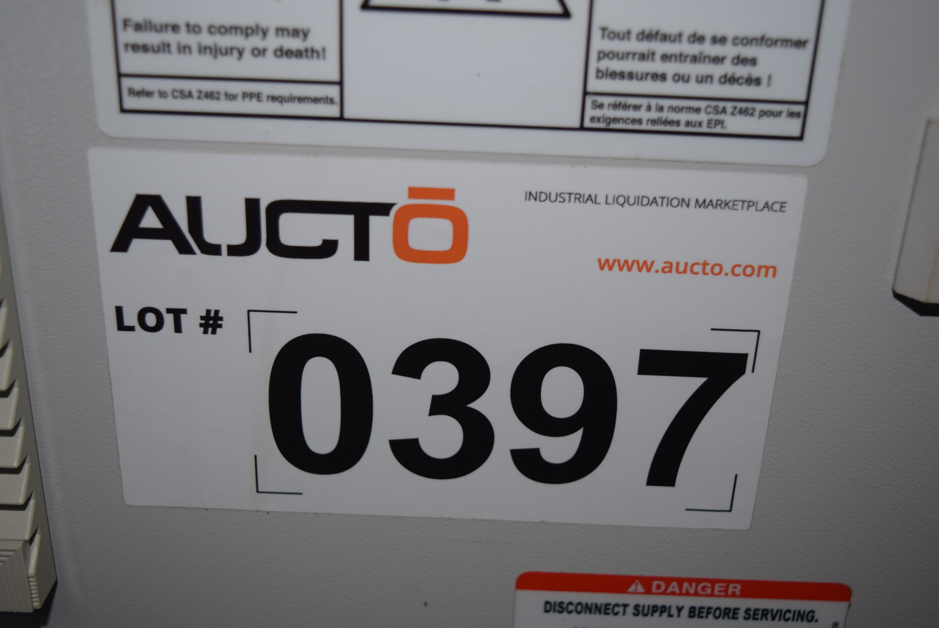 Industrial Online Auctions Aucto