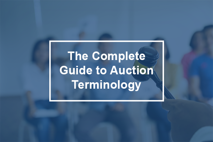 The Complete Guide to Auction Terminology