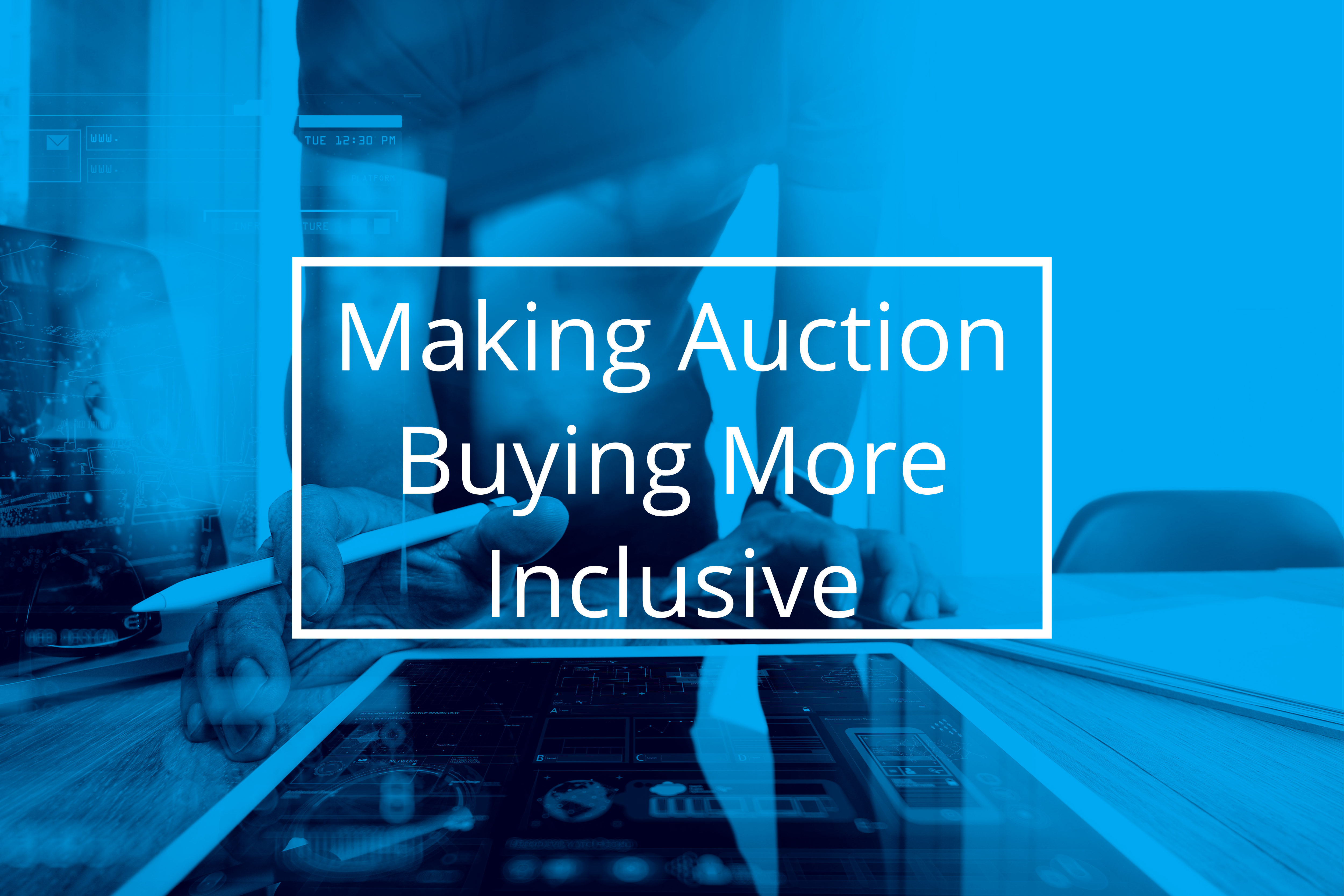 How We Are Making Auction Buying More Inclusive