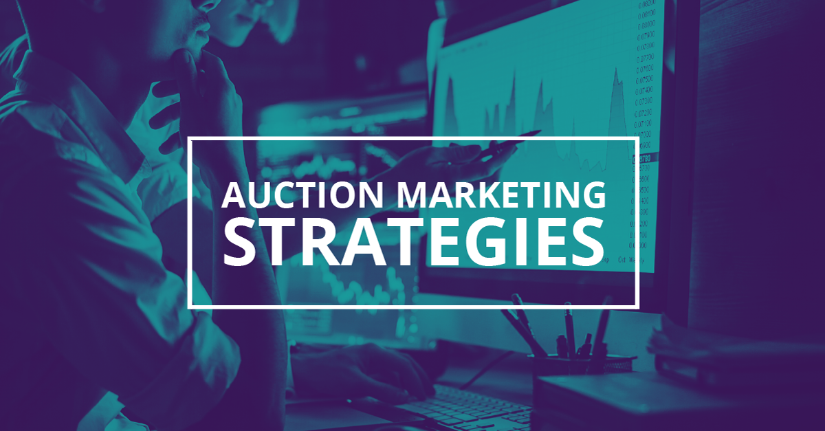 Auction Marketing Strategies